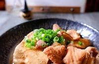 \おうち居酒屋/味しみしみ豆腐もつ煮