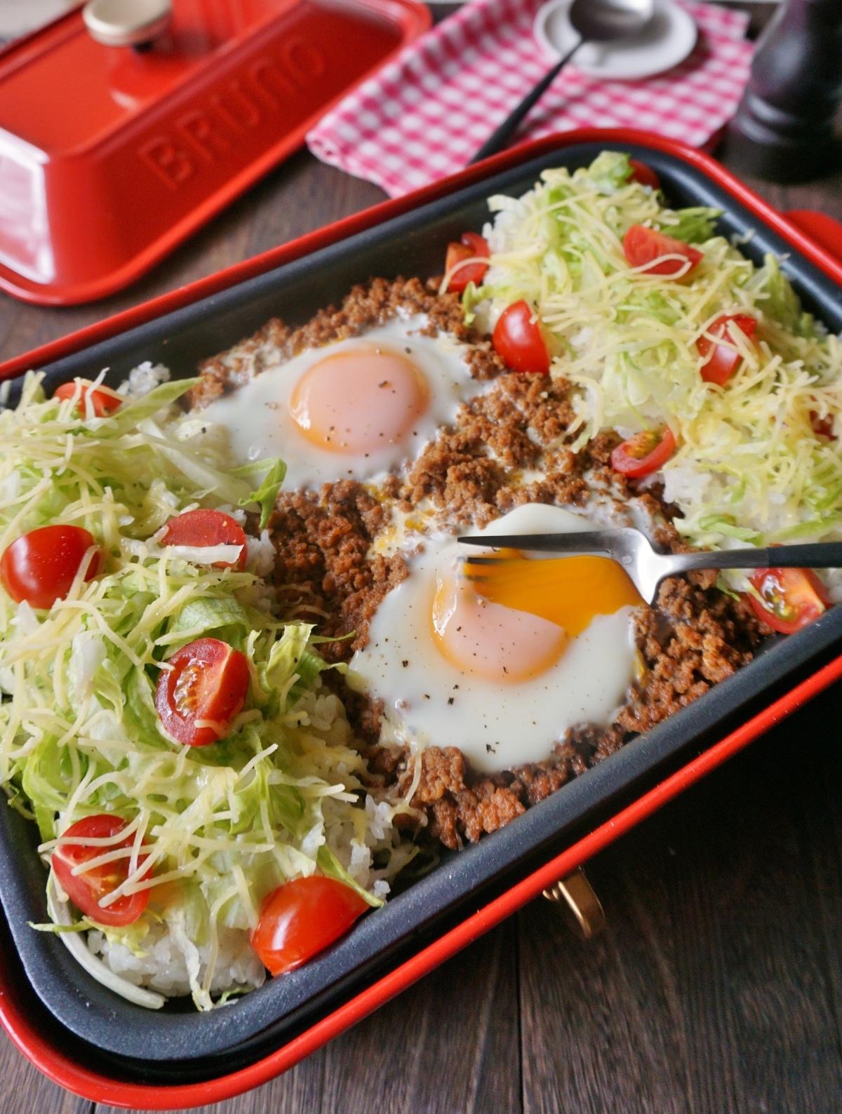 人気 タコライス レシピ