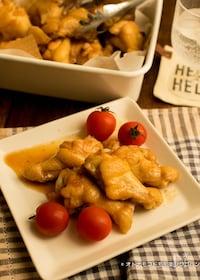 『大量に作れるチキンのマーマレード焼き』