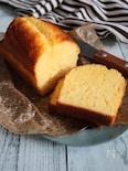 HMで簡単♡しっとりふんわりパウンドケーキ(バター不使用)