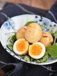 ゆで卵の照り焼き【作り置き】