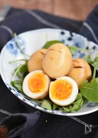 『ゆで卵の照り焼き【作り置き】』