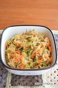 簡単常備菜!食物繊維たっぷり♪切り干し大根の中華サラダ