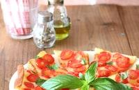 生地作り不要!3ステップでできる食パンピザの作り方