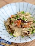 ごぼうたっぷり炒り豆腐【作りおき】