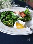 イタリアレストランの味『菜の花のプロヴァンス風』