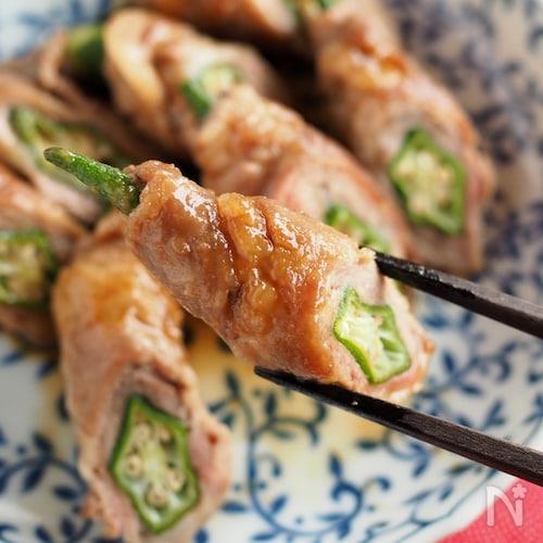 お弁当×オクラの人気料理・レシピランキング 46品