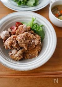『『カリッとジューシー!我が家の鶏の唐揚げ』#定番#お弁当』