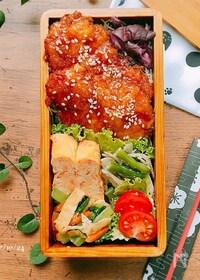 『✴︎ヒレカツのソースかつ弁当✴︎(ソースかつ丼のタレ)』