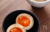 この味に行き着いた~!半熟卵の味玉と活用レシピ