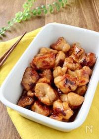 『作り置き*鶏の照り焼き ~お弁当や丼に♪~』