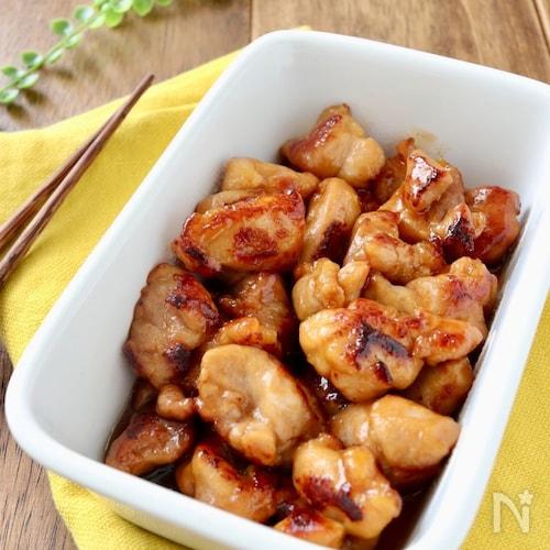作り置き*鶏の照り焼き ~お弁当や丼に♪~