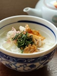 小分け保存でラクラク☆お茶漬けの具「鯵の味噌茶漬け」