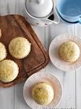 ロイヤルミルクティー風味♪紅茶蒸しパン