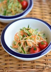 『節約レシピ♪もやしの中華風サラダ 』
