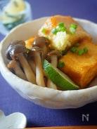 豆腐が主役✩豆腐ときのこの照り焼き