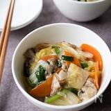 『白菜どっさり!中華丼』#簡単#ヘルシー#野菜たっぷり