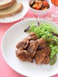 鶏もも肉のバルサミコ焼き♡ワインを楽しむイタリア料理