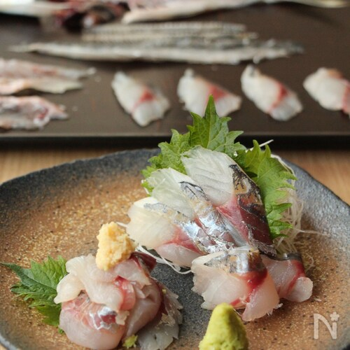 【動画で解説!】魚のおろし方②(腹骨をそぐ〜皮をむく)