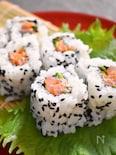 元寿司職人の「スパイシーツナロール」