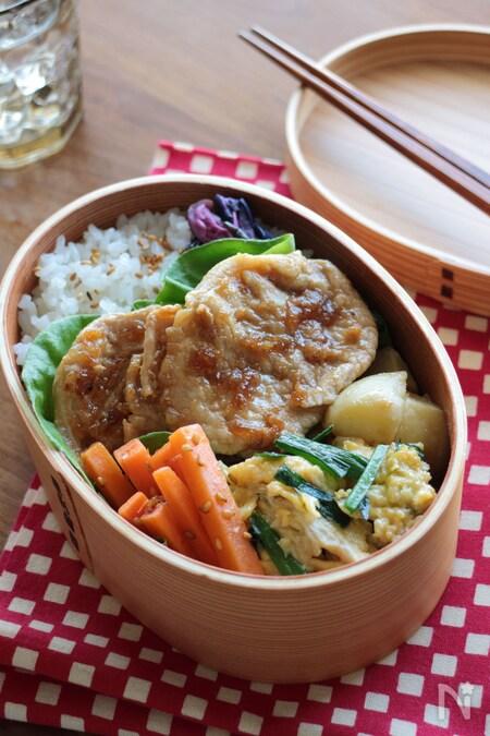 方 生姜 詰め 焼き 弁当
