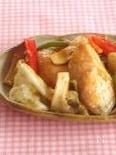 野菜たっぷり♪鮭のちゃんちゃん焼き