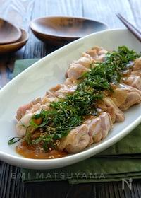『*鶏肉の絶品梅干し煮*』