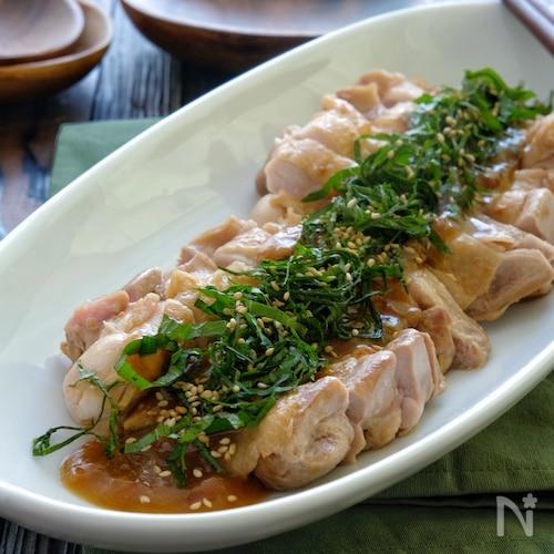 *鶏肉の絶品梅干し煮*