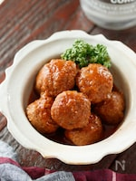 中華風♡甘酢肉団子【#作り置き#お弁当#冷凍保存】