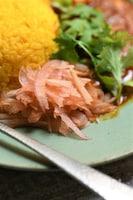 インドの定番!即席漬物「玉ねぎと生姜のアチャール」