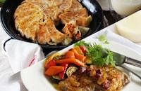 韓国食材を使った絶品餃子とポークソテーで免疫力アップ!作り方のコツもご紹介♪