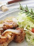 鶏肉と玉ネギの炒め物、バルサミコ風味