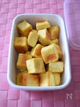 はんぺんのカレー粉焼き 作り置きレシピ