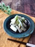 『5分で出来る!』白菜と塩昆布のナムル