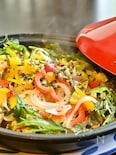 【タラのタジン蒸し】野菜たっぷり、最後の一滴まで美味しい!