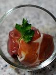 マッシュ里芋の生ハム巻き