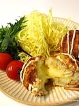 簡単♡とろ〜りチーズ&ツナコロッケ♡