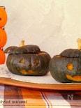 坊ちゃんかぼちゃのシナモン風味プリン