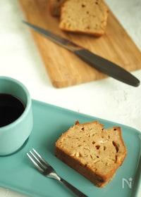 『パインと黒糖のパウンドケーキ』