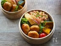 【10分】お弁当おかず・作り置き「甘辛鶏つくね」