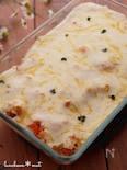 チーズドリア*ホワイトソース缶を使って簡単手間なし*お腹一杯
