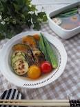 夏野菜の洋風焼き浸し〜作り置きにも〜