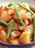 中華な豚バラ大根