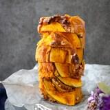 メープル香る♪かぼちゃのパウンドケーキ
