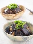 【簡単副菜】ご飯のお供に!トロなすの味噌炒め