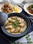 今が旬!牡蠣と大根の炊き込みご飯