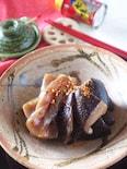 佃煮風のこんにゃくと干し椎茸の旨煮【作り置き・お弁当】