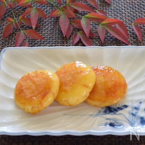 じゃがいも餅 長野県発祥の日本のおやつ