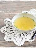固形ブイヨンでも美味しいスープ