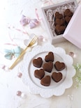 大人の♡生チョコ【バレンタイン・レンジ・火を使わない】